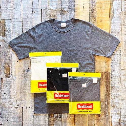 Healthknit #602S サーマルTシャツ