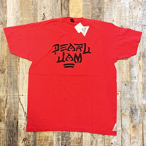 "THRIFTY LOOK Tシャツ ""PEARL JAM"""