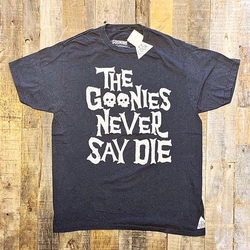 "THRIFTY LOOK Tシャツ ""GOONIES"""