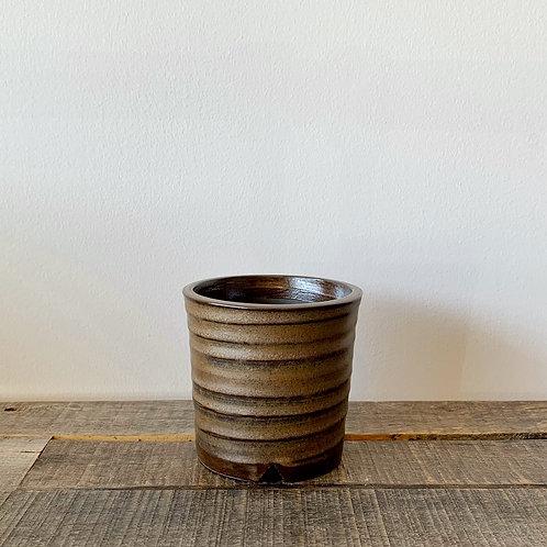 Daidara Pot S「金茶」