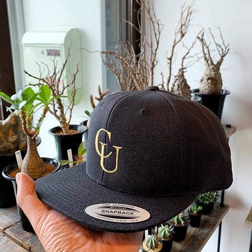 Cloveru×THE SHOWroom8thAnniv LimitedNEW STANDARD BB BLACK CAP 2021