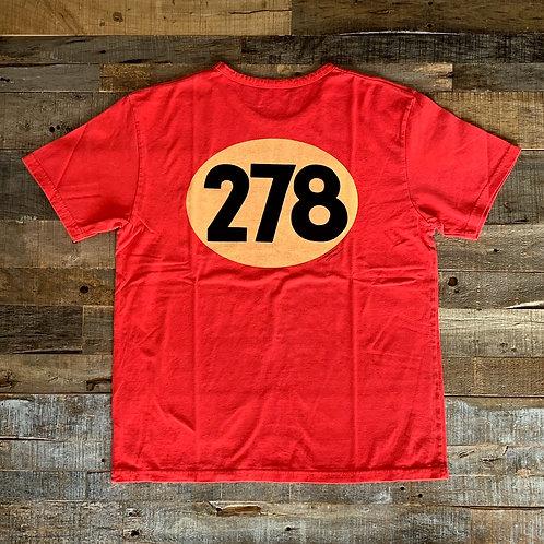 Cloveru  Tシャツ NUMBER278