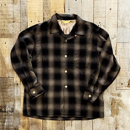 PENNEY'S オンブレー オープンシャツ