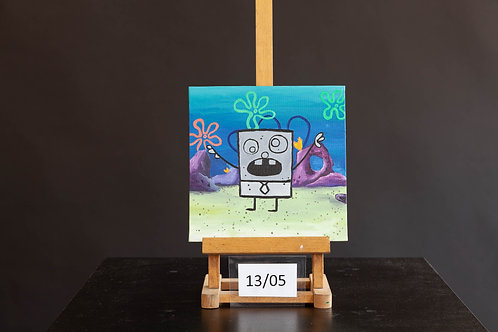 SpongeBob  - Faye Paizes