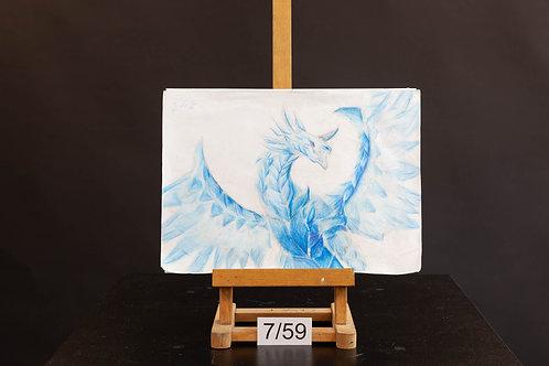 Ice  Dragon - Eva Flynn