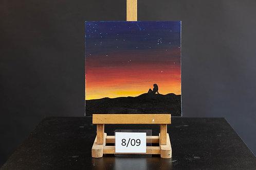 Sunrise Silhouette - Gemma Jones
