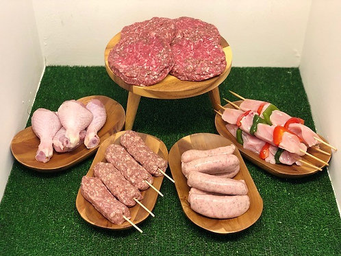 Gordon's BBQ Pack for 4 people