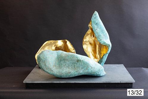 Golden Petals - Jessica Sheehan