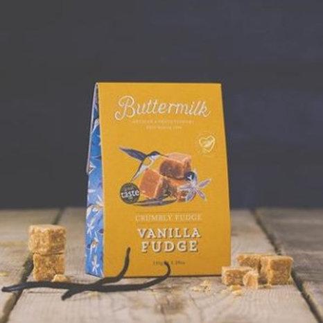Buttermilk Vanilla Fudge