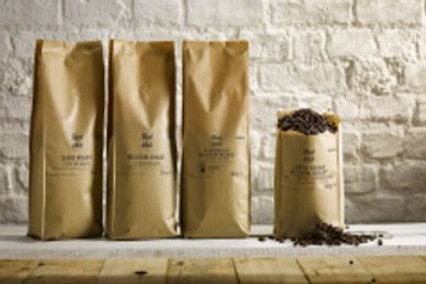Black White Coffee Co. Medium Roast Coffee Beans