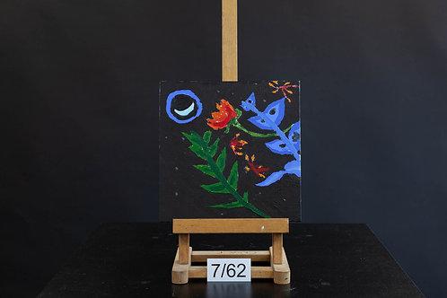 Flower Painting - Eva Flynn