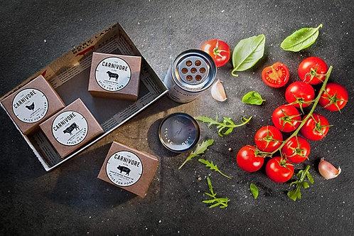 Barbecue Carnivore Club - 4 Meat Spice Selection Box
