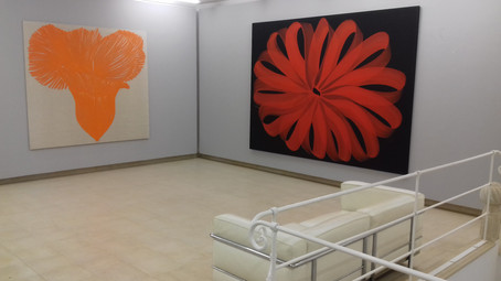 """Exposition """"Les fleurs du temps"""""""