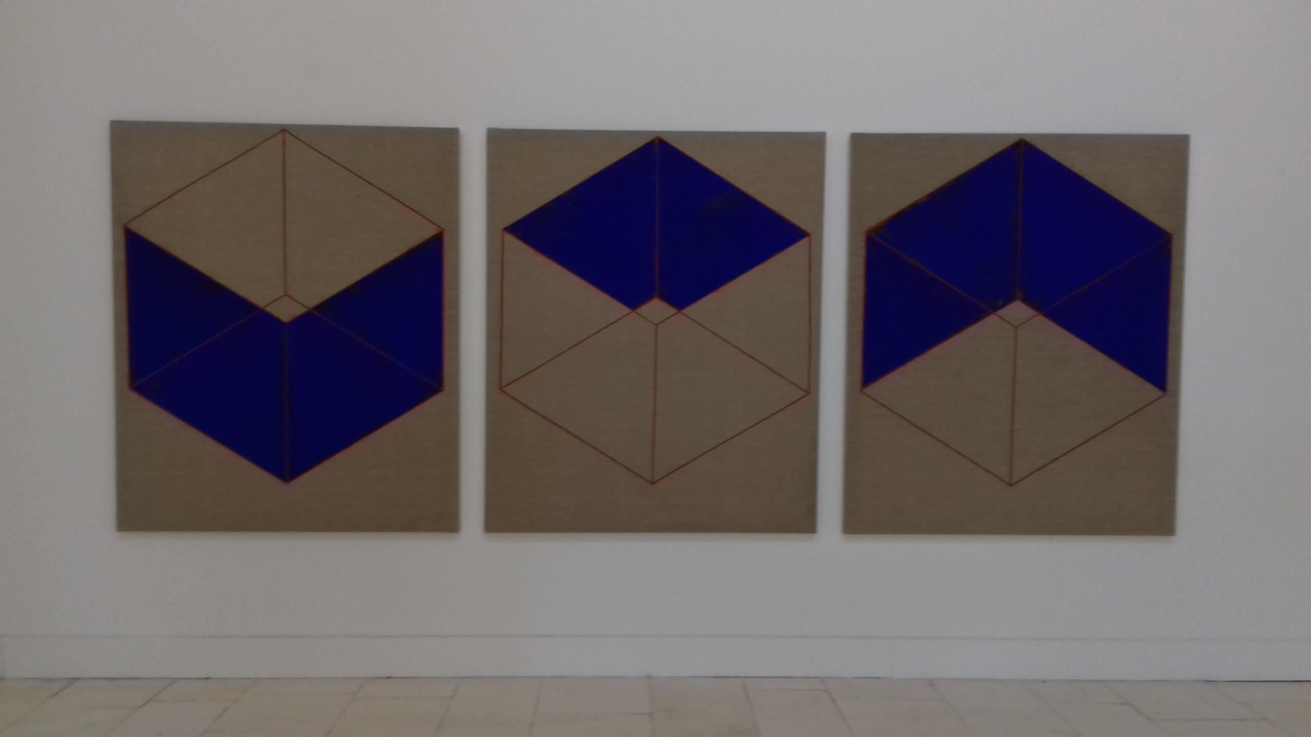 Triptyque Rhombes (1992)