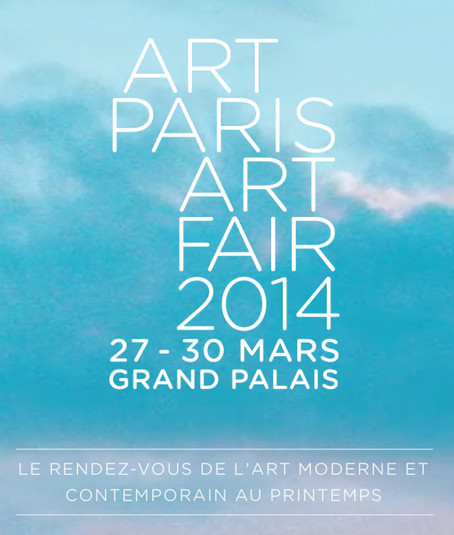 ART PARIS 2014 / Art Fair Paris 2014
