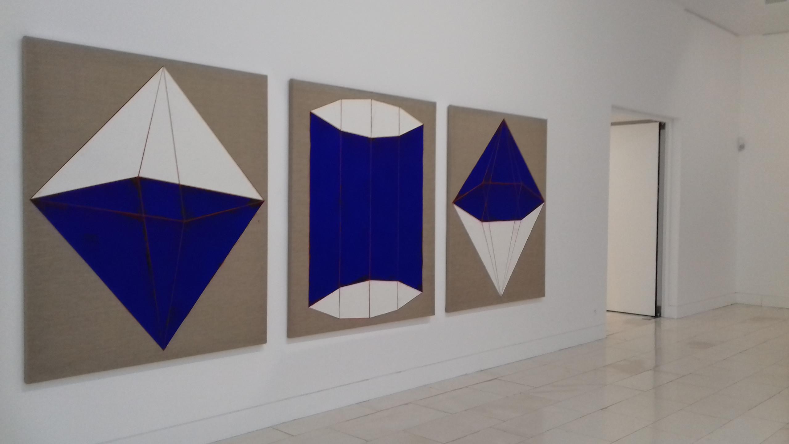 Triptyque Rhombes (1991)