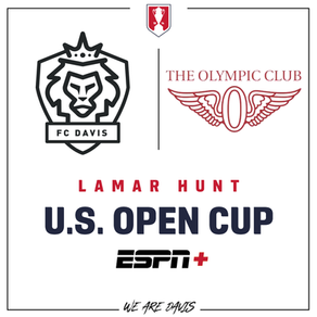 US Open Cup First Round Clash Set - Davis Hits Road For San Francisco