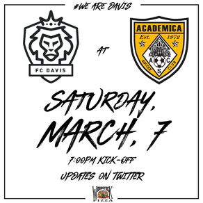 Lion's Visit Playoff Rival Academica SC In Saturday Night Showdown