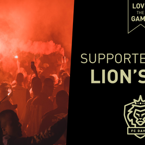 Join The Lion's Den Community: FC Davis Supporters Club