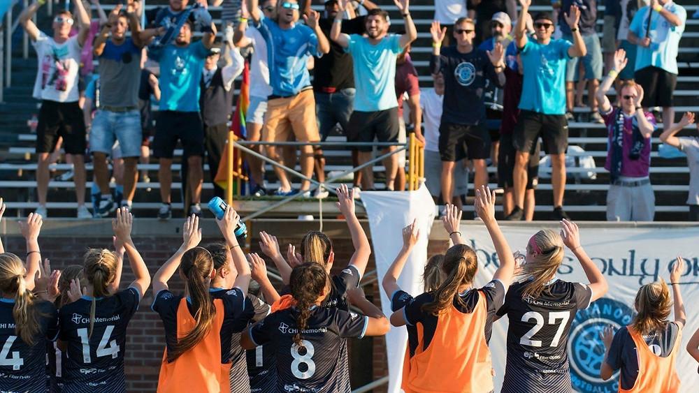 Chattanooga FC Women - WPSL