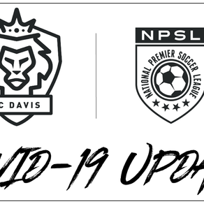 COVID-19 Update - NPSL Season Announcement