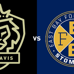 FC Davis Tops East Bay Stompers 3-0 To Move Four Points Clear In Playoff Position