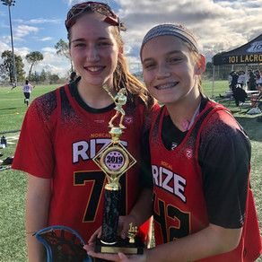 DHS LAX Stars Heringer Sisters Take Aim At COVID-19
