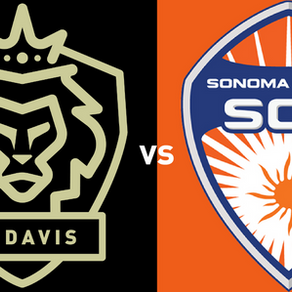 FC Davis Draw 1-1 at Two-Time National Champion Sonoma County Sol