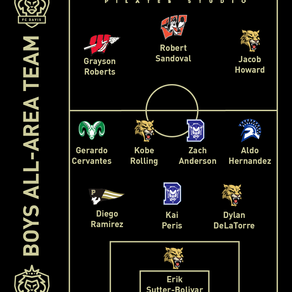 2020 FC Davis High School All-Area Boys Team