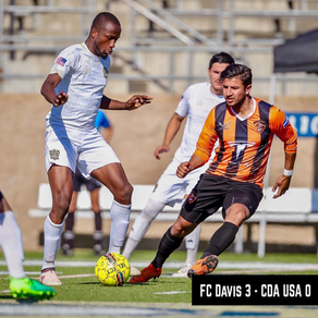 After A Game Full Of Red Cards And Ejections, FC Davis Hands Oakland First Loss Of Season