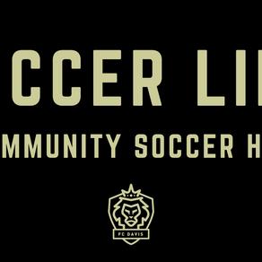 Soccer Link: The Davis Hub