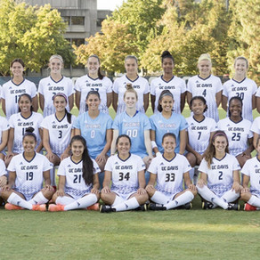 FC Davis Aggie Week Kicks-Off With Look Into UC Davis Women's Soccer