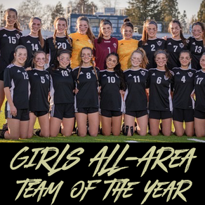 Davis High Girls Take Home FC Davis 2020 All-Area Team of the Year