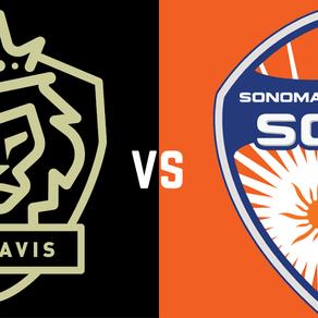 FC Davis Rides 8 Game Unbeaten Streak Into Clash With Sonoma