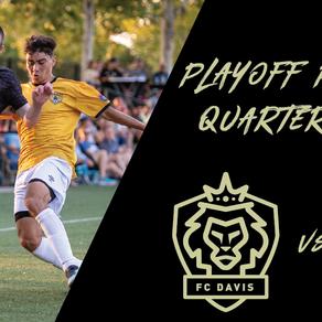 Playoff Preview: FC Davis vs Sonoma County Sol