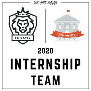 Youth Internship Program Kicks Off February 2020