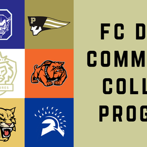 So, Let's Start A Community College Team: FC Davis Futures