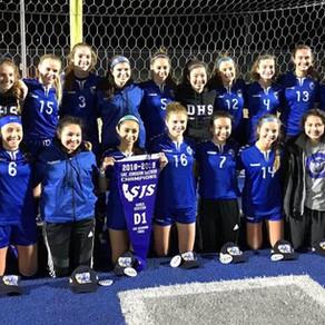 Dominance: The Davis High School Girls Soccer Program
