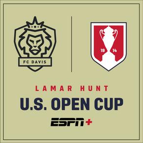 FC Davis Makes History - Secures US Open Cup Bid