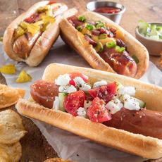 Franks & Sausages