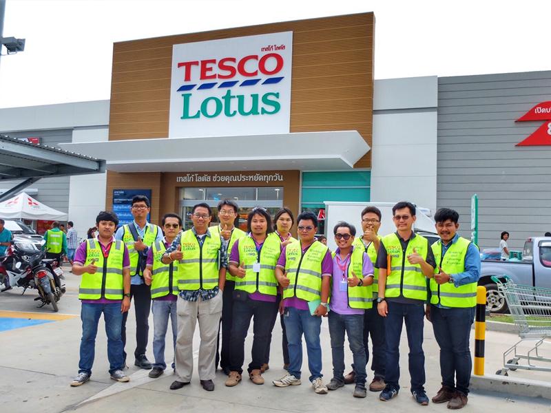 Tesco Lotus สาขาสิชล จังหวัดนครศรีธรรมราช