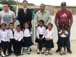 """La Cooperativa de ahorro y crédito """"Santa Rosa"""" Ltda. Impulsa el desarrollo de la educación."""