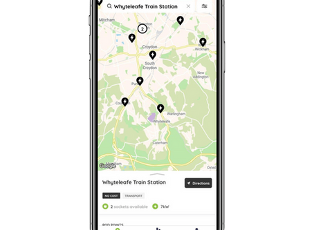 EV charging points near me? Best apps for finding electric car charging stations.