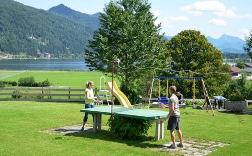 Garten, Tischtennis, Spielplatz