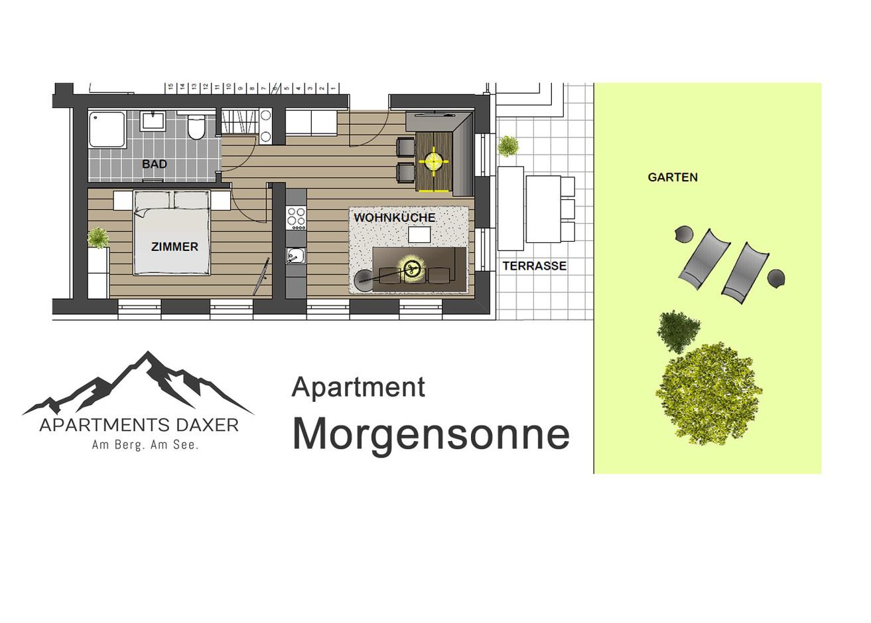 Apartment Morgensonne