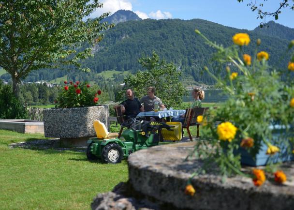 Garten Apartments Daxer