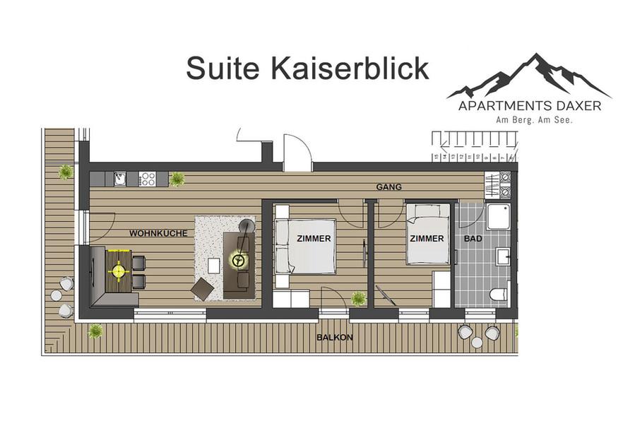 Suite Kaiserblick