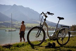 Radfahren, Bike und E-Bike