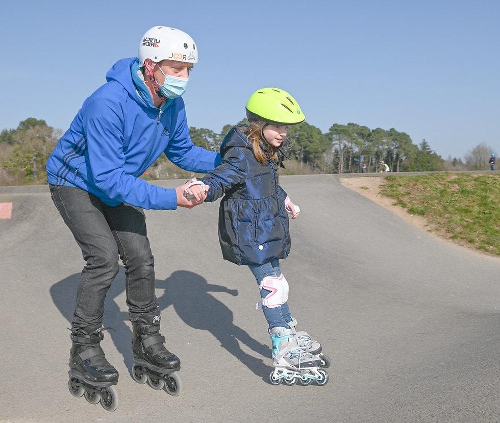 Stages de roller, skate et trottinette dans le Pays d'Auray