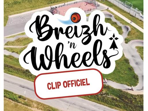 Breizh 'n Wheels : le clip officiel ! 🔥
